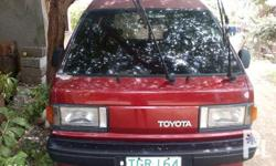 FS: 1994 Toyota Lite-Ace (Gasoline) Newly Overhauled,