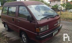 92 Model Toyota Lite Ace Good Engine and Running