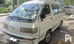 Toyota Lite ace, running condition, mag wheels