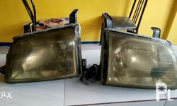 Toyota noah light headlamp good condition. Hindi na