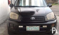 For Sale - Toyota Rav4 2002 In good condition Engine is
