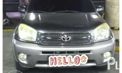 Toyota RAV4 2005 Real Time 4-Wheel Drive (Very