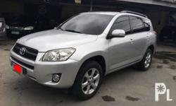 toyota rav4 2.4 ivtec at 4x2 engine loaded accept trade