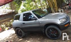 Toyota rav4 Brand new front and rear tyres worth 70k