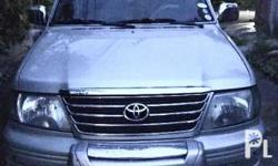 Toyota revo vx200 Good aircon and cold Good tires Issue