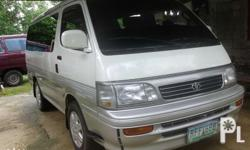 Very well maintained,clean interior (like new) Aircon