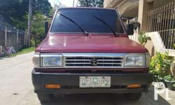 Toyota tamaraw fx GL good running condition,smooth