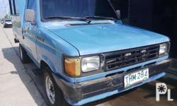 Read first.. Toyota Tamaraw FX highside Very good for