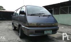 Automatic Transmission, 10 seater, Newly registetered,