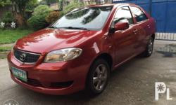 05 toyota vios 1.3E Manual all power Top of the line