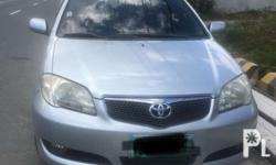 Toyota vios 1.5G Matic 2007 model Registered All new