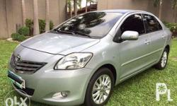 FOR SALE 2010 Toyota Vios 1.5G Automatic Color: