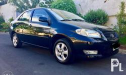 For sale: Toyota vios fresh Top of the line 1.5g 2004