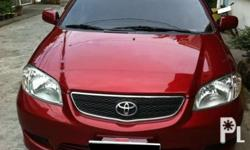Toyota Vios 2005 manual loaded nothing to fix in good
