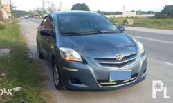 Toyota Vios 2008 model J variant, upgraded to almost