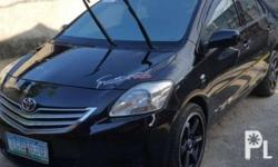 Toyota vios 2012 1.3e manual trans Fresh in and out