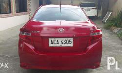 Rush rush sale toyota vios 2015 model all power first