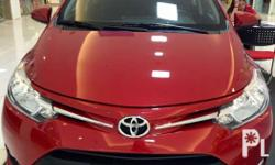 Vios E Manual: 30k DP Monthly for 5 years: Php 15,891