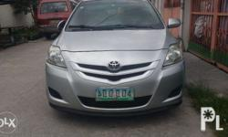 Toyota Vios 08 E Excellent condition Nothing to fix