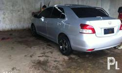 toyota vios 2008 trd design loaded interior exterior