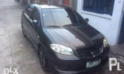 Vios 2004 1.3 e Manual transmission Newly change oil
