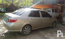 Toyota vios 1.5G 2005 model Top of the line Bag o pa na