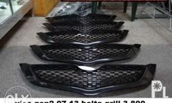 2008-13 Vios Belta grill install included perfect fit