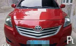 For sale .. 2012 model toyota vios E .. Fresh in and