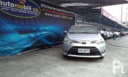 Vehicle Options 2014 Toyota Vios E Year: 2014 Mileage: