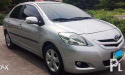 FOR SALE TOYOTA VIOS G top of the line FIRST OWNED CEBU