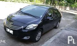davao city well maintained toyota vios black manual