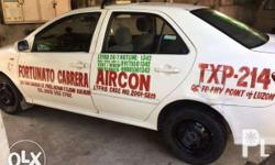 For sale: Taxi with 5 year valid franchise (to any