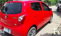 toyota wigo e allpower 6k milage new all orig paint