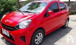 toyota wigo e allpower orig paint 6k milage all new