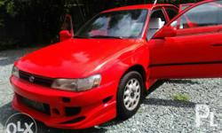 This is my toyota xe 1996 edition Project car that is
