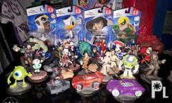 Disney infinity figure For Xbox..ps3..wii..ps4 Dipende