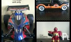 Avail of our imported toys as is condition thats why