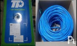 TP Cat6e UTP Networking Cable 305meters per Box