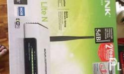 TP Link router from singapore wholesale: php. 1,000