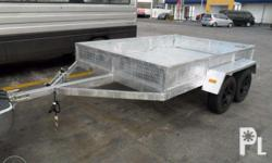 trailer fabricator prize starts at 45,000php for;
