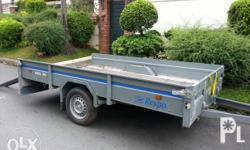 Respo Trailer Import made in Europe One of 5 of largest