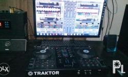 selling my traktor s2 for only 12k with usb and adaptor