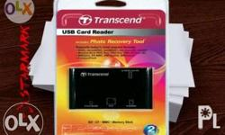 Transcend (Original) Card Reader with Photo Recovery