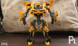 For sale transformers bumblebee limited edition. Not