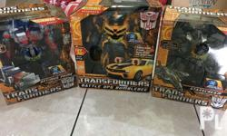 Transformers Leader Class Hunt for the Decepticons HFTD