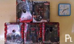 Selling Leader Class Transformers 1.Decepticons