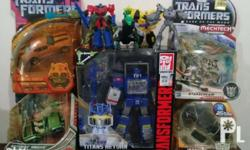 Transformers Assorted Toys For Sale by Piece or Set For