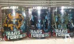 Transformers The movie toys