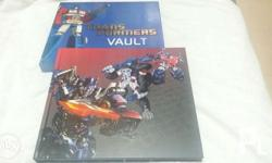 Transformers Vault: The Complete Transformers Universe