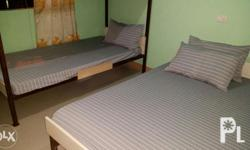 Transient room for rent in sta rosa laguna. Aircon or
